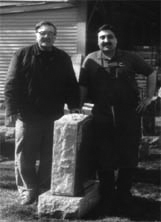 Joseph DiMatteo and son Paul (1996)